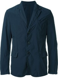 Aspesi 'Gene' Jacket Blue