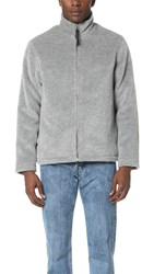 Our Legacy Funnel Blouson Coat Grey Cilium