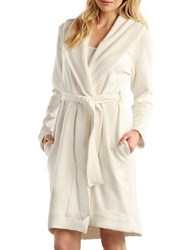Ugg Shawl Collar Robe Cream