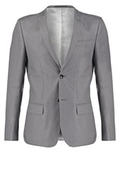 Filippa K Rick Suit Jacket Twister Dark Gray