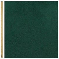 John Lewis Warm Brushed Coating Fabric Green