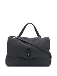 Zanellato Postina Shoulder Bag Black