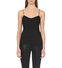 Ted Baker Tissa Scalloped Edge Camisole Black