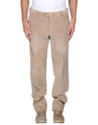 Pal Zileri Casual Pants Beige
