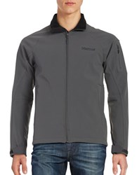 Marmot Gravity Monochrome Long Sleeve Jacket Slate