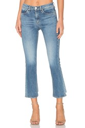 Rag And Bone Stove 10 Inch Crop Straight Belle