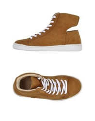 Ymc You Must Create High Tops And Trainers Brown