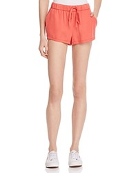 On The Road Day Tripper Shorts Hot Coral