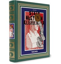 Taschen Stanley Kubrick's Napoleon The Greatest Movie Never Made Hardcover Book Multi