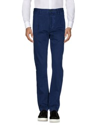 Met And Friends Casual Pants Blue