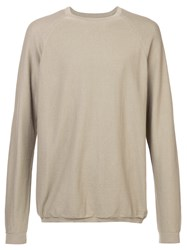 Homecore Iris Long Sleeve Sweater Nude And Neutrals