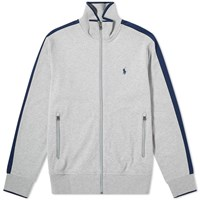 Polo Ralph Lauren Taped Track Jacket Grey
