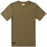 Wtaps Hellweek Back Design Tee Green