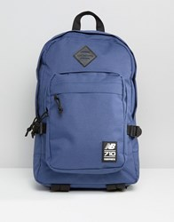 New Balance 710 Backpack In Blue Blue