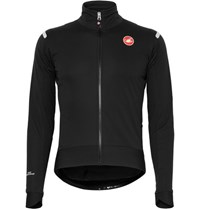 Castelli Alpha Ros Cycling Jersey Black