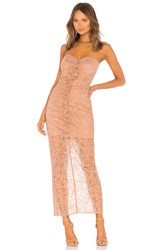 The Jetset Diaries Rosebay Midi Dress