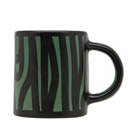 Hay Wood Mug Green