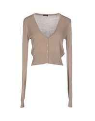 List Knitwear Wrap Cardigans Women Khaki