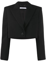 Givenchy Cropped Single Button Jacket 60