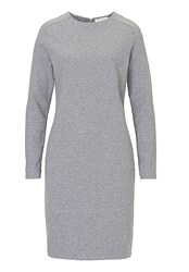 Betty And Co. Long Sleeved Dress Grey