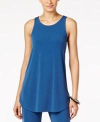 Alfani Racerback Jersey Tunic Tank Only At Macy's Global Blue