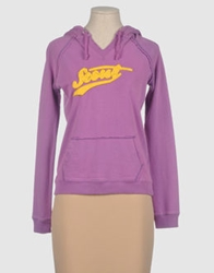 Scout Hooded Sweatshirts Pink