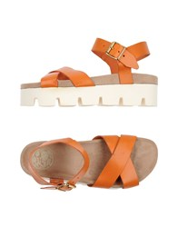 Fornarina Footwear Sandals Women Camel