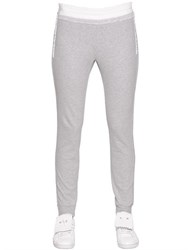 Callens Cotton Interlock And Mesh Jogging Pants