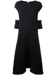 Andrea Ya'aqov Sleeveless Jumpsuit Black