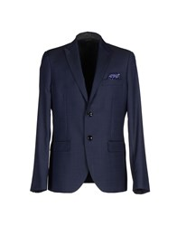 Yoon Suits And Jackets Blazers Men Dark Blue