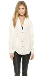 Free People Indian Summer Top White