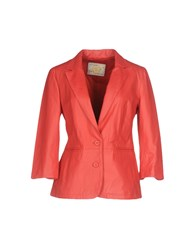 Vintage De Luxe Suits And Jackets Blazers Coral