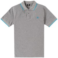 Paul Smith Pill Logo Polo Grey