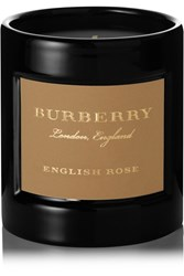 Burberry Beauty English Rose Scented Candle Colorless