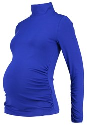 Isabella Oliver Long Sleeved Top Sapphire Blue Dark Blue