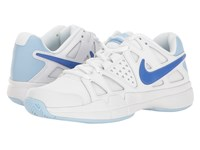Nike Air Vapor Advantage White Comet Blue Ice Blue Women's Tennis Shoes White Comet Blue Ice Blue