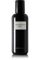David Mallett Hair And Body Wash Colorless