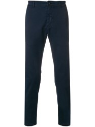 Department 5 Skin Fitted Jeans Blue