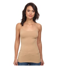 Scully Honey Creek Kayla Cami Beige Women's Sleeveless