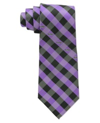 Eagles Wings Sacramento Kings Checked Tie