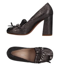Couture Loafers Steel Grey