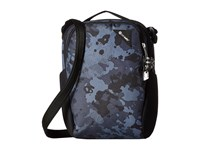 Pacsafe Vibe 200 Anti Theft Compact Travel Bag Grey Camo Day Pack Bags Multi