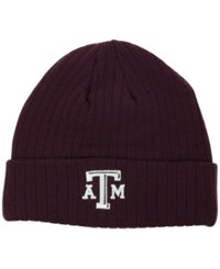 Top Of The World Texas A And M Aggies Campus Cuff Knit Hat Maroon