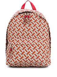 Burberry Monogram Print Backpack 60