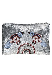 Only Clutch Silver Colour