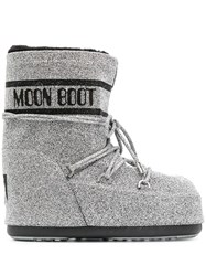 Moon Boot Metallic Boots 60