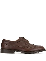 Tricker's Trickers Bourton Antique Brogues Brown