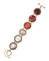 Stephen Dweck Coral Red Agate