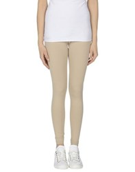Fisico Cristina Ferrari Trousers Leggings Women Camel