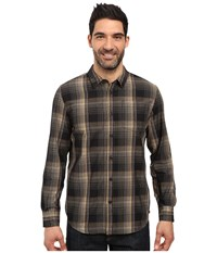 Prana Rennin Shirt Black Men's Clothing